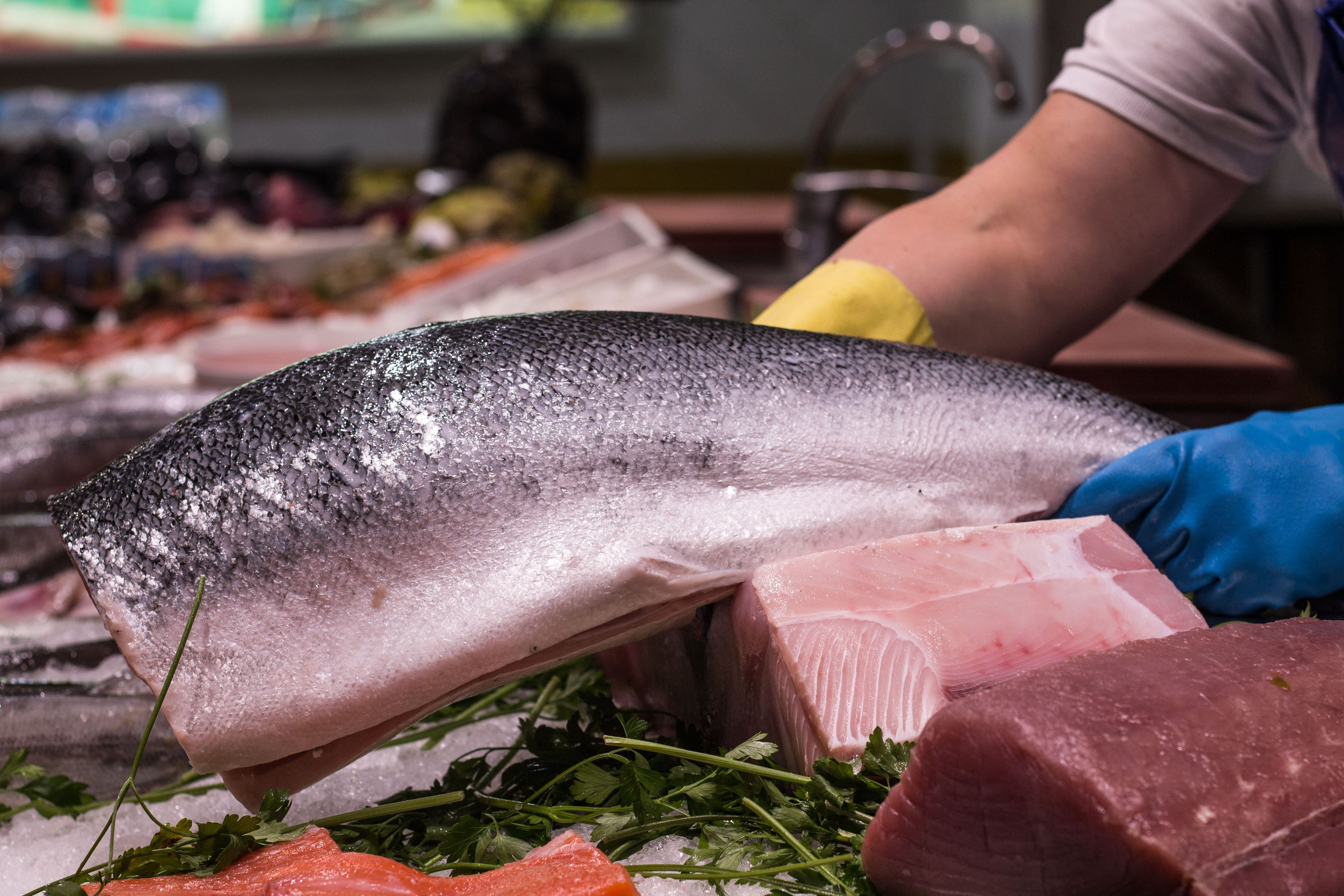 pescado a domicilio zaragoza