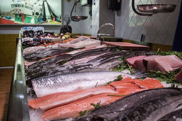 pescado en Zaragoza